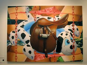 Jeff Koons - Saddle