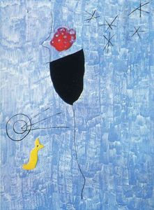 Joan Miro - Tirador in the Arc