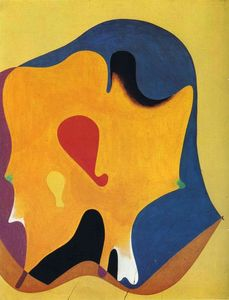 Joan Miro - Cap d-home