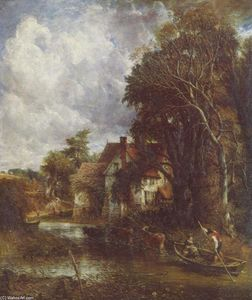 John Constable - Die Valley Farm