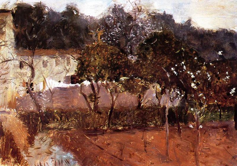 Buy Museum Art Reproductions | Nice, 1884 by John Singer Sargent (1856-1925, Italy) | WahooArt.com