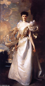 John Singer Sargent - Margaret Hyde, 19th Countess of Suffolk