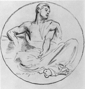 John Singer Sargent - Drawing 1