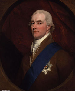 John Singleton Copley - Portrait of George John Spencer, 2nd Earl Spencer