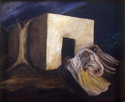 The White House, 1925 by Jose Clemente Orozco (1883-1949, Mexico) |  | WahooArt.com