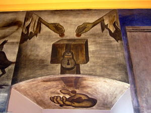 Jose Clemente Orozco - Reaching out