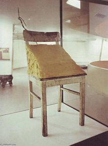 Joseph Beuys - Fat chair