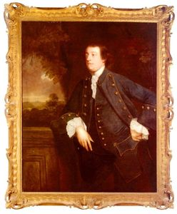 Joshua Reynolds - Portrait of Sir William Lowther, 3rd BT