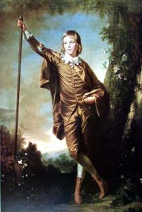 Joshua Reynolds - Brown Boy
