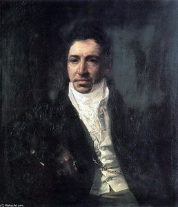 Karl Pavlovich Bryullov - Portrait of the Secretary of State Piotr Kikin