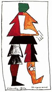 Kazimir Severinovich Malevich - Enemy