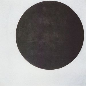 Order Reproductions | Black Circle, 1923 by Kazimir Severinovich Malevich (1878-1935, Ukraine) | WahooArt.com