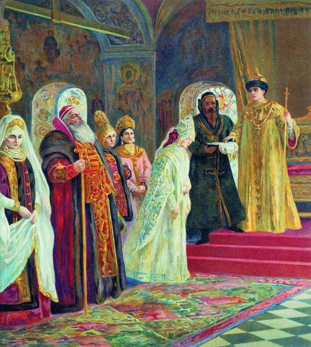 Feognost: опера царская невеста