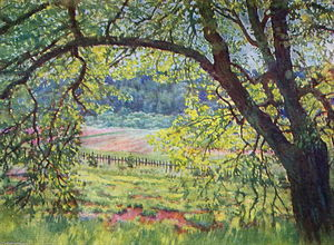 Konstantin Yuon - Light and Air