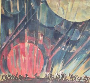 Konstantin Yuon - New Planet (New Planet-s Borning)