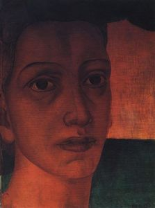 Kuzma Petrov-Vodkin - Monumental Head