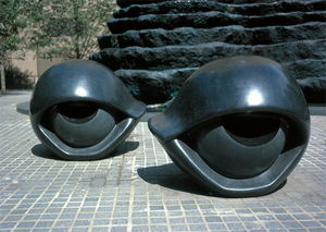 Louise Joséphine Bourgeois - Eye Benches I