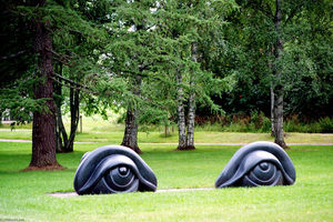 Louise Joséphine Bourgeois - Eye Benches II