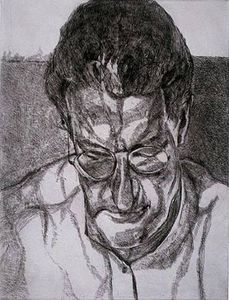 Lucian Freud - The Painter's Doctor