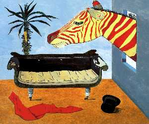 Lucian Freud - The Painter-s Room