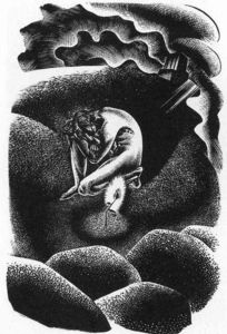 Lynd Ward - Prelude to a Million Years (10)