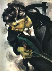 Marc Chagall - David