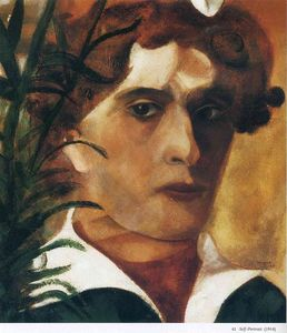 Marc Chagall - Self Portrait