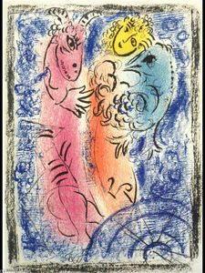 Marc Chagall - The trap