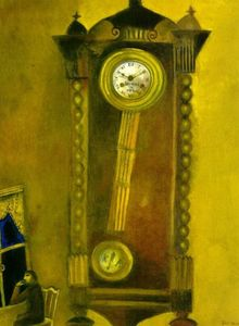Marc Chagall - Clock