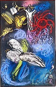 Marc Chagall - The Creation of Man (9)
