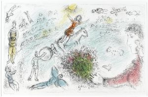 Marc Chagall - The soul of Circus