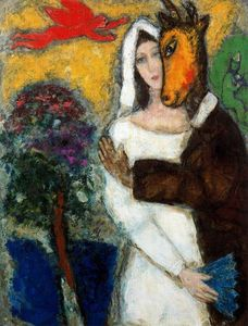 Marc Chagall - Midsummer Night-s Dream