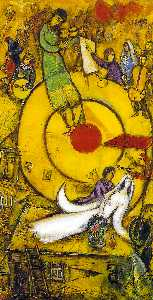 Marc Chagall - Liberation
