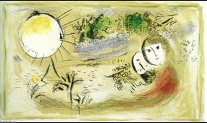 Marc Chagall - The rest