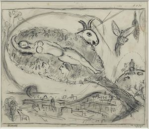 Marc Chagall - Song of Songs II (8)