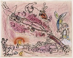Marc Chagall - Song of Songs II (9)