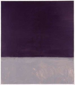 Mark Rothko (Marcus Rothkowitz) - Untitled (Black and Gray)