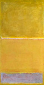 Mark Rothko (Marcus Rothkowitz) - Untitled (10)