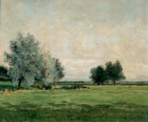 Maxime Emile Louis Maufra - Meadow