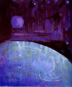 Mikalojus Konstantinas Ciurlionis - Creation of the World III