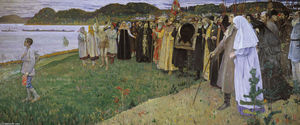 Mikhail Nesterov - Rus: The Soul of the People