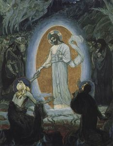 Mikhail Nesterov - Descent into Hell