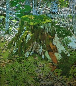Neil Gavin Welliver - Stump