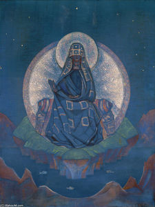 Nicholas Roerich - Mother of the World