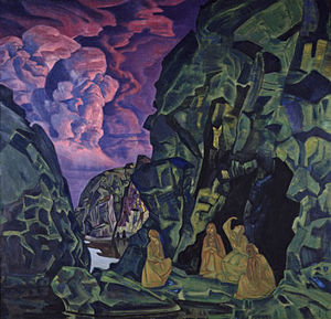 Nicholas Roerich - Daughters of Earth