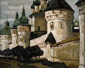 Nicholas Roerich - Rostov the Great