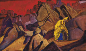 Nicholas Roerich - One who safeguards