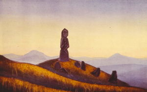 Nicholas Roerich - Guardian of desert