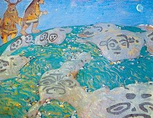 Nicholas Roerich - Earth paternoster