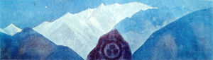 Nicholas Roerich - Banner of Peace